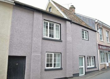 Thumbnail 2 bed terraced house to rent in The Green, Fore Street, Cullompton