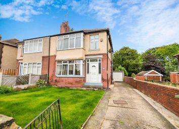 Thumbnail 3 bed semi-detached house for sale in 429 Oakwood Lane, Leeds