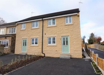 Thumbnail 3 bed semi-detached house for sale in Adlington Avenue, Wingerworth, Chesterfield