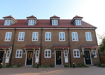 Thumbnail 3 bed town house to rent in Ollivers Chase, Goring-By-Sea, Worthing