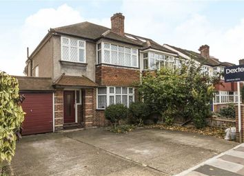 Thumbnail 3 bed semi-detached house for sale in Whitton Road, Twickenham