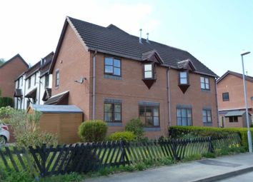 Thumbnail 2 bed semi-detached house for sale in 2, Holly Court, Barnfields, Newtown, Powys