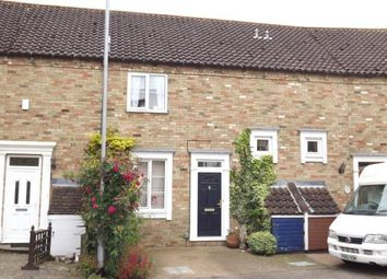 Thumbnail 2 bedroom terraced house for sale in River Terrace, St. Neots, Cambridgeshire