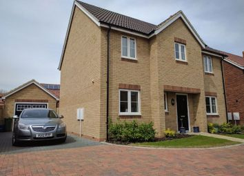 Thumbnail 4 bed detached house for sale in Ashurstwood, Kents Hill, Milton Keynes