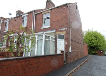 3 bed terraced house for sale in Park Street, Willington, Crook DL15