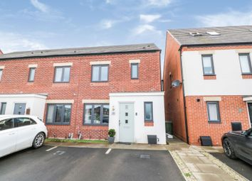Thumbnail 3 bed end terrace house for sale in Ettingshall Place, Wolverhampton
