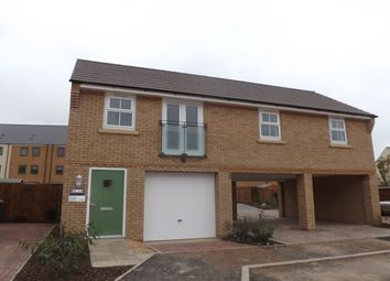 Thumbnail 2 bedroom maisonette to rent in Shaw Savill Way, Brooklands