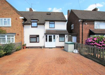 Thumbnail 3 bed semi-detached house for sale in Coombe Drive, Ruislip