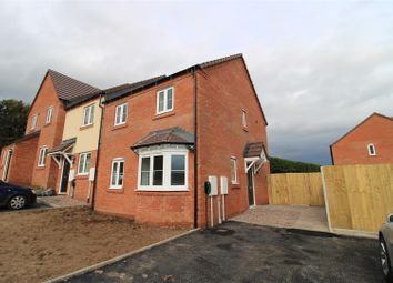 Thumbnail 3 bed semi-detached house for sale in Atherton Rise, Hanwood, Shrewsbury
