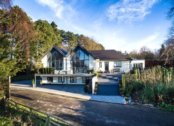 Thumbnail 4 bed detached house to rent in Wilmslow Road, Mottram St. Andrew, Macclesfield, Cheshire