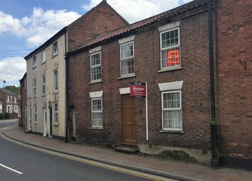 Thumbnail 3 bed terraced house to rent in King Street, Market Rasen