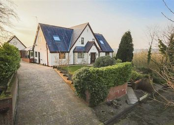 Thumbnail 4 bed detached house for sale in Vicarage Lane, Samlesbury, Preston