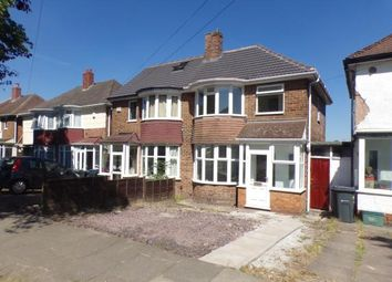 2 bed semi-detached house for sale in Woolacombe Lodge Road, Selly Oak, Birmingham, West Midlands B29