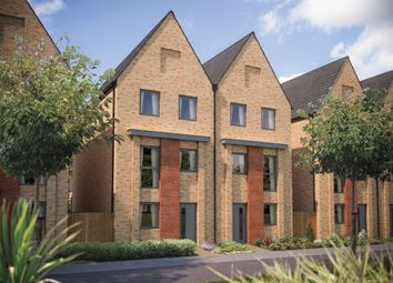 Thumbnail 3 bed semi-detached house for sale in Station Road, Longstanton, Cambridge