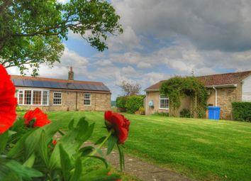 Thumbnail 3 bed detached bungalow for sale in Harrogate Lane, Longframlington, Morpeth