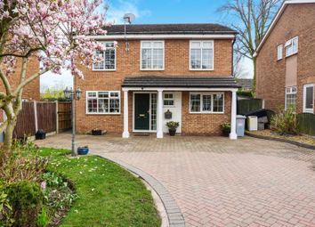 Thumbnail 4 bedroom detached house for sale in Harvey Avenue, Nantwich