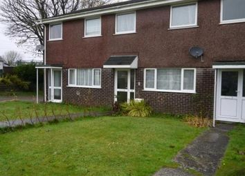 Thumbnail 3 bed terraced house to rent in Trelan, Camborne, Cornwall