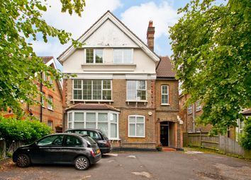 Thumbnail 3 bed flat to rent in Grove Park Road, London