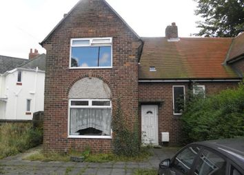 Thumbnail 3 bed semi-detached house to rent in Cedar Road, Newcastle Upon Tyne