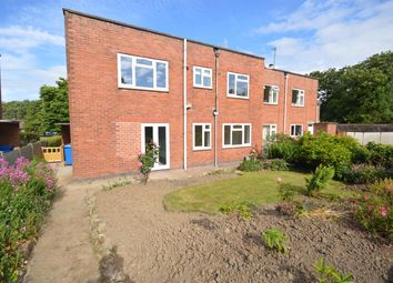 Thumbnail 2 bed flat to rent in Haddon Close, Brampton, Chesterfield