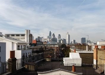 Thumbnail 3 bed flat for sale in Cavell Street, London