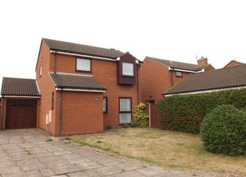 Thumbnail 4 bed detached house for sale in Mountbatten Drive, Biggleswade, Bedfordshire
