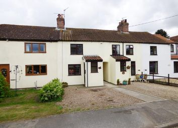 Thumbnail 2 bed terraced house for sale in Blackwell Row, Roughton Road, Kirkby-On-Bain, Woodhall Spa