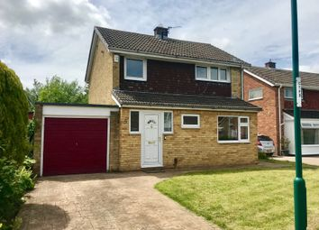 Thumbnail 3 bed detached house for sale in 5 Mossdale Grove, Guisborough, Cleveland