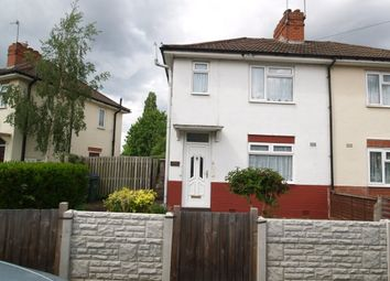 Thumbnail 2 bedroom semi-detached house for sale in Grange Road, Cradley Heath