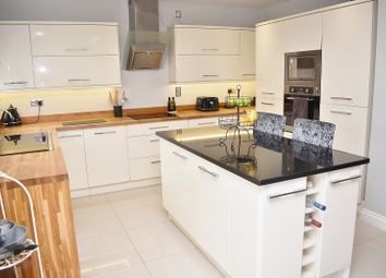 Thumbnail 5 bed detached house for sale in Island Farm Road, Bridgend