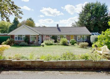 Thumbnail 4 bed bungalow for sale in Lakeside Close, Charlton, Andover