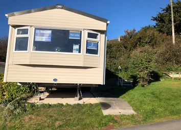 Thumbnail 2 bed mobile/park home for sale in Challaborough Bay, Challaborough, Kingsbridge