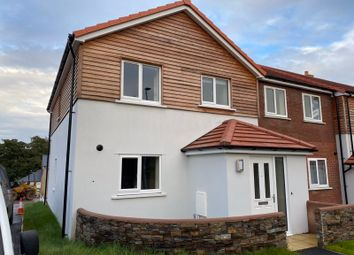 Thumbnail 3 bed end terrace house to rent in Coly Road, Colyton