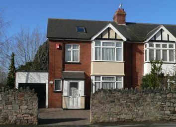Thumbnail 4 bed detached house to rent in Barrack Road, St. Leonards, Exeter