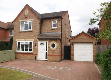 Thumbnail 3 bed detached house for sale in Saffron Close, Bicester