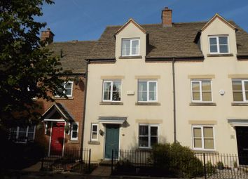Thumbnail 4 bed terraced house for sale in Ironstone Close, Swindon