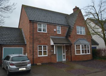 Thumbnail 5 bed detached house to rent in Park View West, March