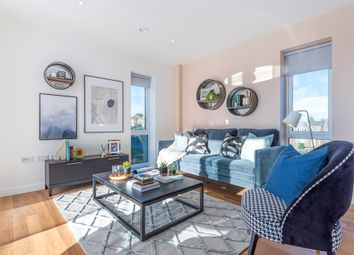 Thumbnail 2 bed flat for sale in Cezanne Road, Acton, London