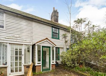 Thumbnail 2 bedroom terraced house for sale in Park Cottages, Ewell Road, Cheam, Sutton