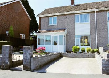 Thumbnail 3 bedroom end terrace house for sale in Briar Dene, Sketty, Swansea