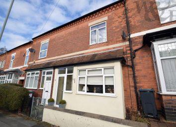 Thumbnail 2 bed terraced house for sale in New Street, Erdington, Birmingham