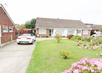 Thumbnail 3 bed bungalow for sale in Queensway, Caister-On-Sea