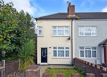 Thumbnail 2 bed semi-detached house for sale in First Avenue, West Molesey