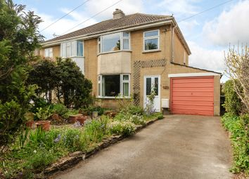Thumbnail 3 bedroom semi-detached house for sale in Frome Road, Bath