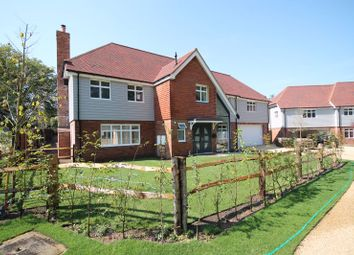 Thumbnail 5 bed detached house for sale in West Chiltington Road, Pulborough