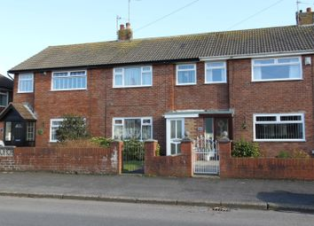 Thumbnail 3 bed terraced house for sale in Fleetwood Road, Fleetwood