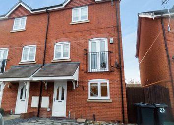Thumbnail 4 bed semi-detached house for sale in 21 Slackswood Close, Ellesmere Port