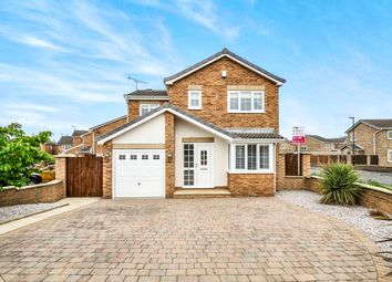 Thumbnail 4 bed detached house for sale in Wychwood Croft, Sothall, Sheffield