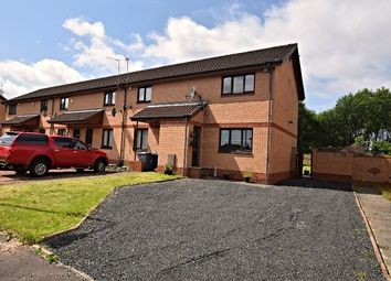 Thumbnail 2 bed end terrace house for sale in Whitesbridge Avenue, Paisley