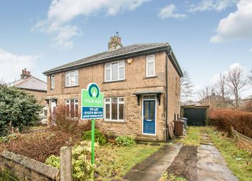Thumbnail 3 bedroom semi-detached house to rent in Westbury Road, Bradford